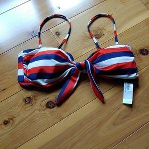 NWT bikini top